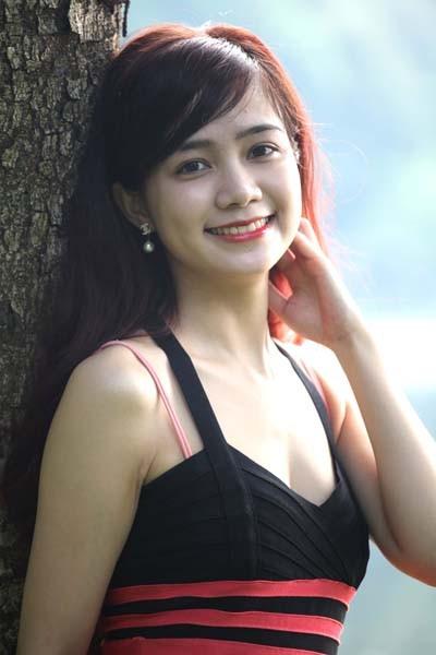 Diễm My dự thi Hoa hậu Việt Nam - ảnh 4