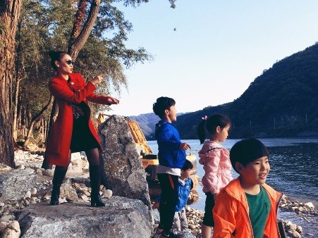 Thu Minh phải ở lại Hàn Quốc vì bị cầm nhầm hộ chiếu - ảnh 3