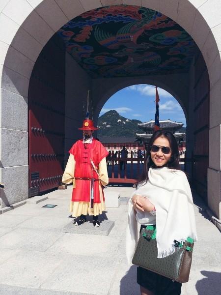 Thu Minh phải ở lại Hàn Quốc vì bị cầm nhầm hộ chiếu - ảnh 6