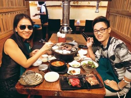 Thu Minh phải ở lại Hàn Quốc vì bị cầm nhầm hộ chiếu - ảnh 8