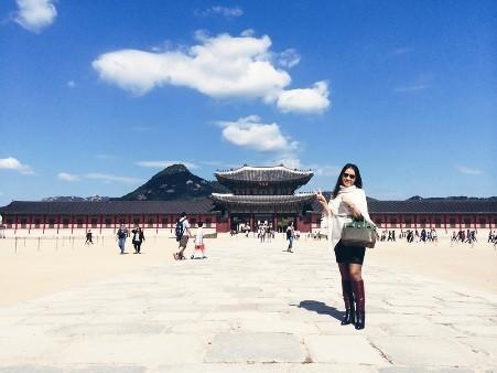 Thu Minh phải ở lại Hàn Quốc vì bị cầm nhầm hộ chiếu - ảnh 9
