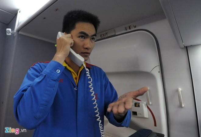 Tận thấy tiếp viên hàng không Việt khổ luyện - ảnh 6