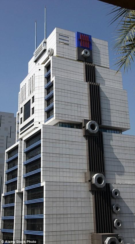 Những tòa nhà có 'ngoại hình' kỳ lạ nhất hành tinh - ảnh 6