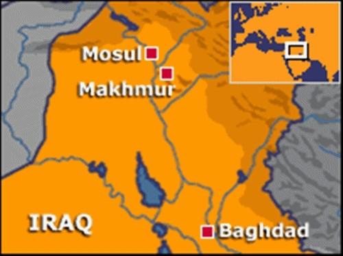 Căn cứ Mỹ bị IS tấn công hai lần trong ba ngày - ảnh 1