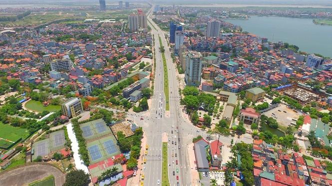 Nhà siêu mỏng trên đường nghìn tỷ ở Hà Nội - ảnh 1