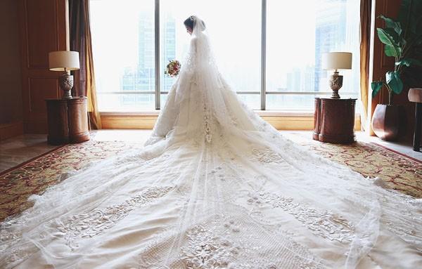 Cặp đôi tỷ phú Indonesia chi hơn 1 triệu USD làm đám cưới - ảnh 3