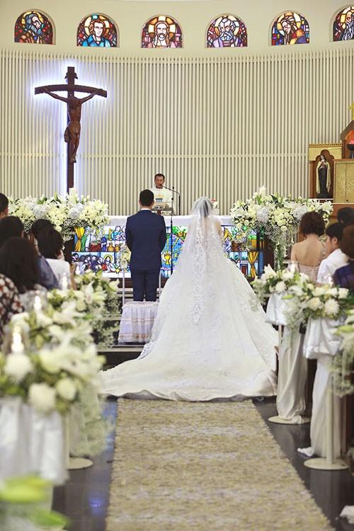 Cặp đôi tỷ phú Indonesia chi hơn 1 triệu USD làm đám cưới - ảnh 5