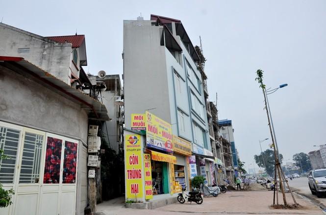 Nhà siêu mỏng trên đường nghìn tỷ ở Hà Nội - ảnh 5