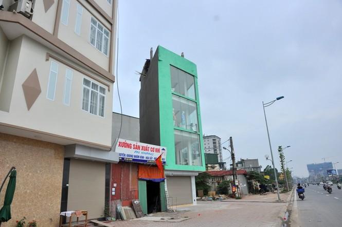 Nhà siêu mỏng trên đường nghìn tỷ ở Hà Nội - ảnh 6