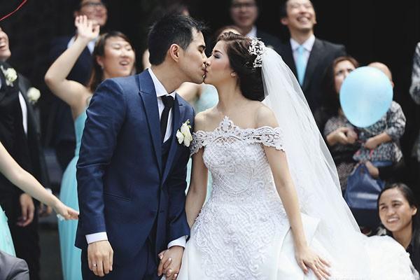 Cặp đôi tỷ phú Indonesia chi hơn 1 triệu USD làm đám cưới - ảnh 6