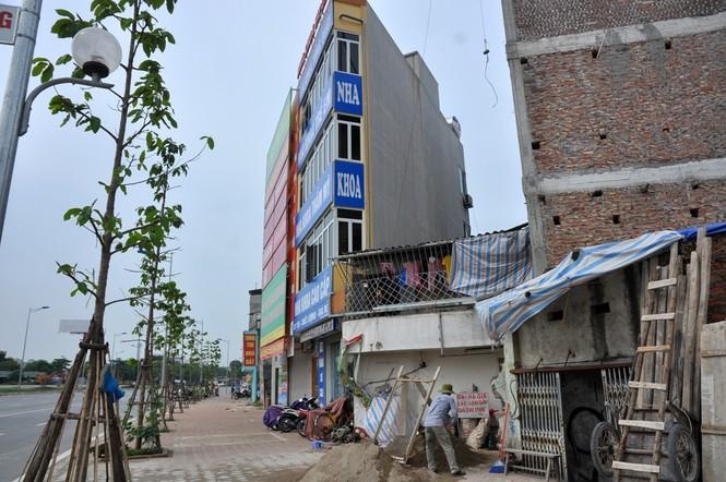 Nhà siêu mỏng trên đường nghìn tỷ ở Hà Nội - ảnh 9