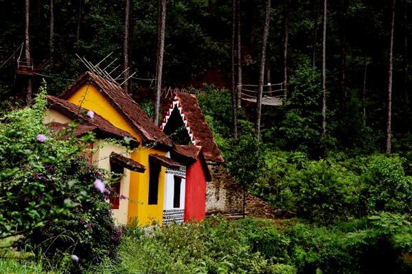 Lạc vào ngôi làng Cù Lần đẹp như cổ tích ở Đà Lạt - ảnh 3