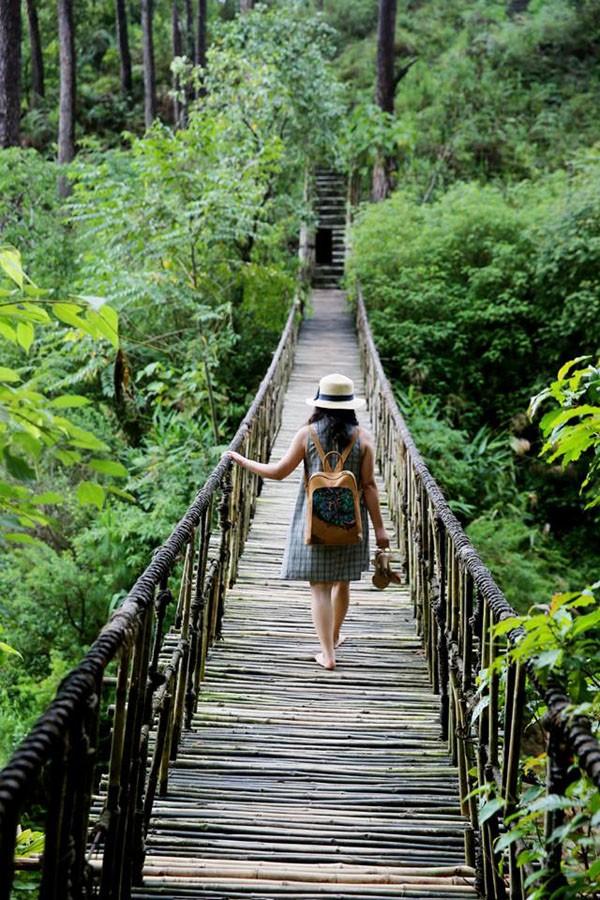 Lạc vào ngôi làng Cù Lần đẹp như cổ tích ở Đà Lạt - ảnh 4