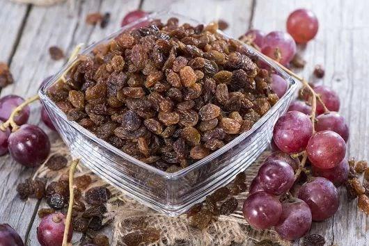 Thải độc gan bằng nho khô theo phương pháp truyền thống của Nga - ảnh 2