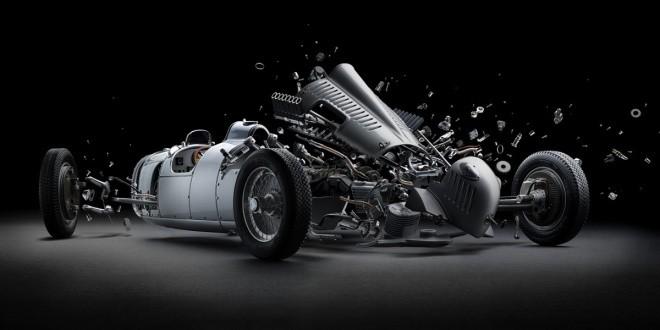 Khoảnh khắc ôtô 'nổ tung' hiếm có qua ảnh nghệ thuật - ảnh 2