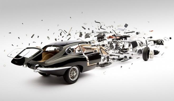 Khoảnh khắc ôtô 'nổ tung' hiếm có qua ảnh nghệ thuật - ảnh 4