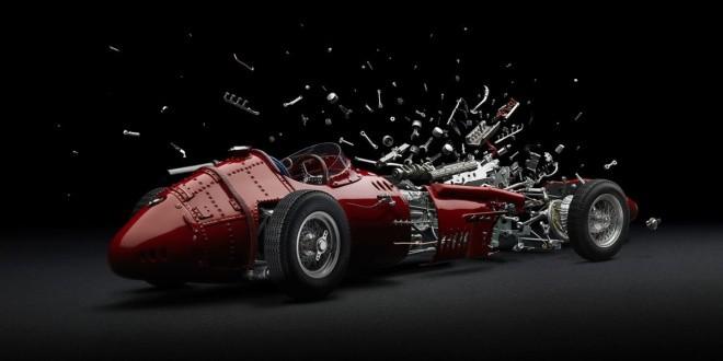 Khoảnh khắc ôtô 'nổ tung' hiếm có qua ảnh nghệ thuật - ảnh 6
