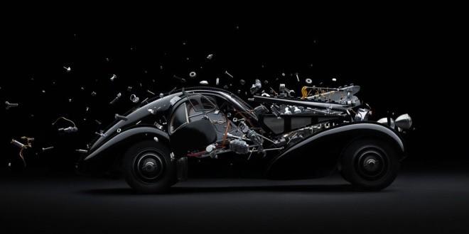Khoảnh khắc ôtô 'nổ tung' hiếm có qua ảnh nghệ thuật - ảnh 7