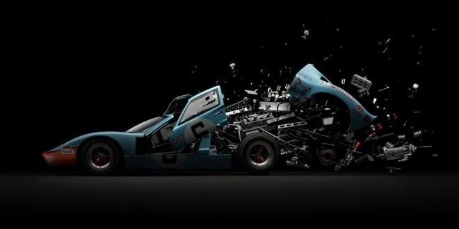 Khoảnh khắc ôtô 'nổ tung' hiếm có qua ảnh nghệ thuật - ảnh 8