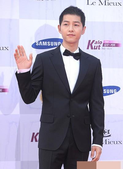 Khán giả phấn khích khi Song Joong Ki nói nhớ Song Hye Kyo - ảnh 4