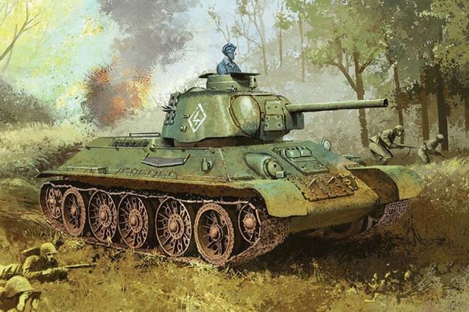 Xe tăng - Sức mạnh đột kích chính của Hồng quân Liên Xô - ảnh 10