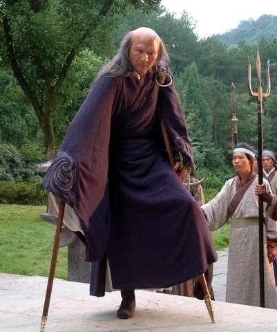 Đẳng cấp 'ngũ đại cao thủ' phản diện trên màn ảnh Trung Quốc - ảnh 12