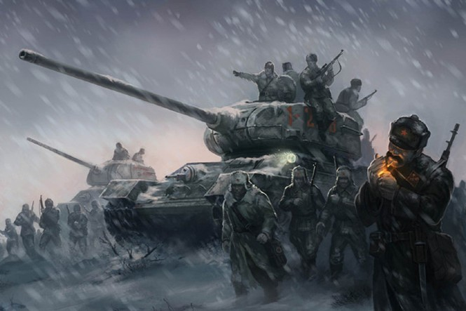 Xe tăng - Sức mạnh đột kích chính của Hồng quân Liên Xô - ảnh 2