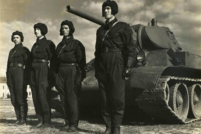 Xe tăng - Sức mạnh đột kích chính của Hồng quân Liên Xô - ảnh 3