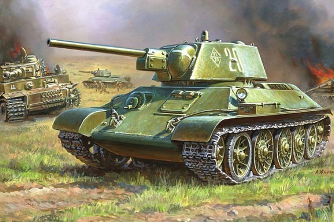 Xe tăng - Sức mạnh đột kích chính của Hồng quân Liên Xô - ảnh 4