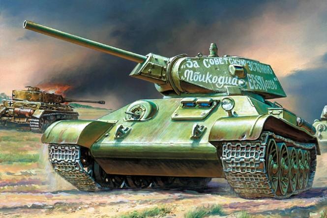 Xe tăng - Sức mạnh đột kích chính của Hồng quân Liên Xô - ảnh 5