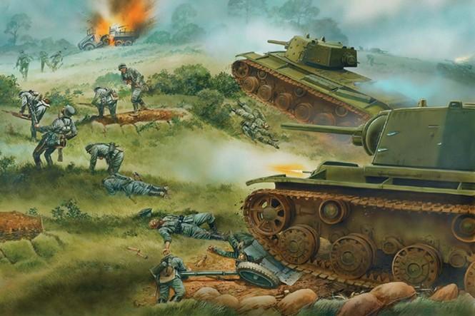 Xe tăng - Sức mạnh đột kích chính của Hồng quân Liên Xô - ảnh 6