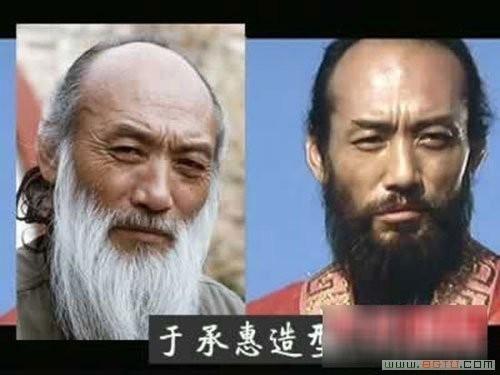 Đẳng cấp 'ngũ đại cao thủ' phản diện trên màn ảnh Trung Quốc - ảnh 7