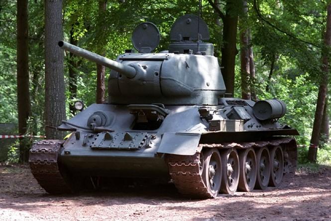 Xe tăng - Sức mạnh đột kích chính của Hồng quân Liên Xô - ảnh 7