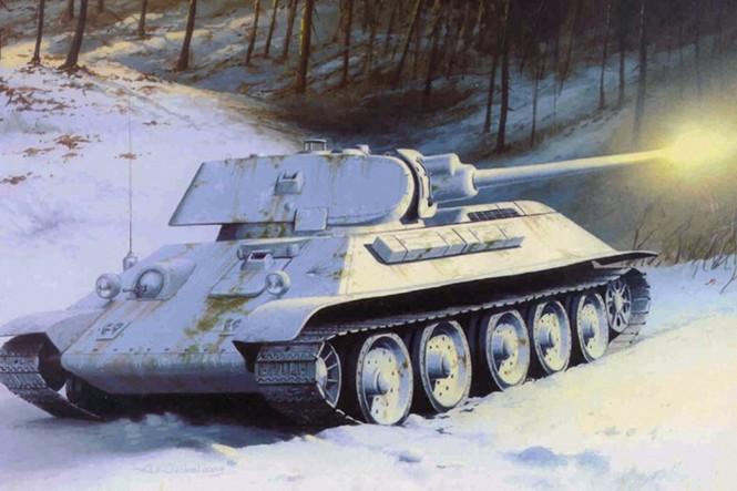 Xe tăng - Sức mạnh đột kích chính của Hồng quân Liên Xô - ảnh 9
