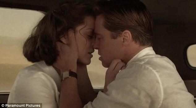 """""""Người tình tin đồn"""" Marion Cotillard của Brad Pitt mang thai? - ảnh 2"""