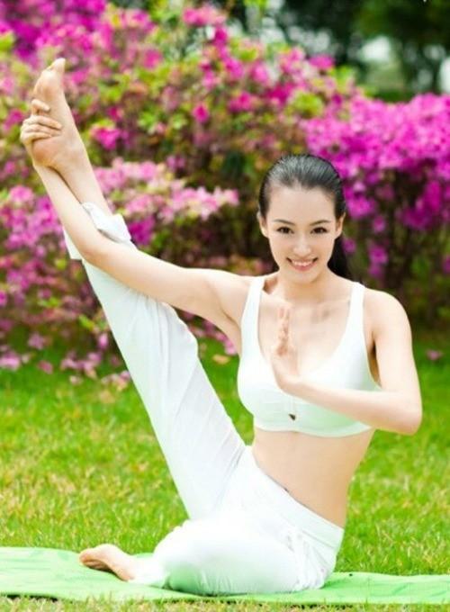Người đẹp được xưng tụng là đệ nhất mỹ nữ yoga - ảnh 2