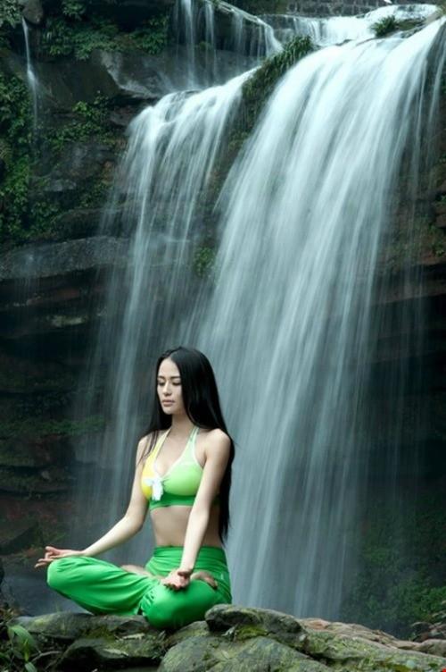Người đẹp được xưng tụng là đệ nhất mỹ nữ yoga - ảnh 3