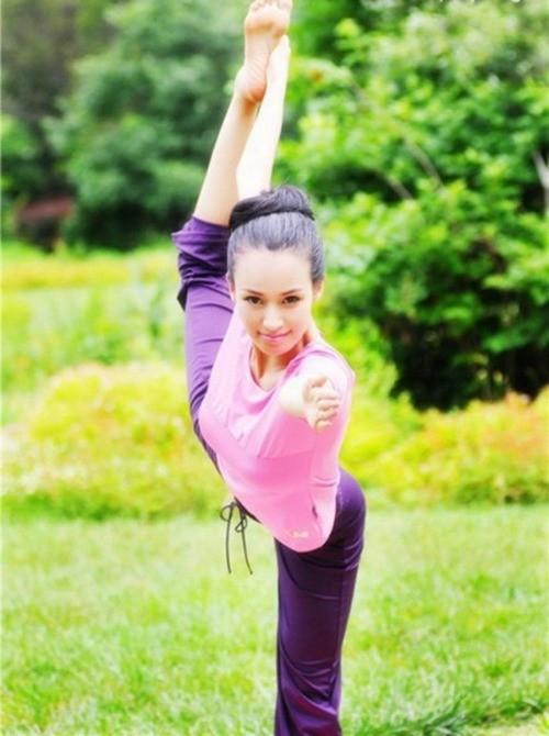 Người đẹp được xưng tụng là đệ nhất mỹ nữ yoga - ảnh 4