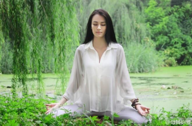 Người đẹp được xưng tụng là đệ nhất mỹ nữ yoga - ảnh 5