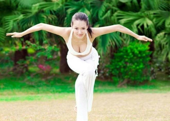 Người đẹp được xưng tụng là đệ nhất mỹ nữ yoga - ảnh 6