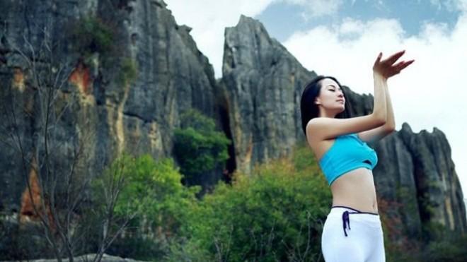 Người đẹp được xưng tụng là đệ nhất mỹ nữ yoga - ảnh 9