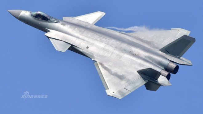 Trung Quốc có thể đã biên chế tiêm kích tàng hình J-20 - ảnh 1