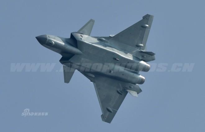 Trung Quốc có thể đã biên chế tiêm kích tàng hình J-20 - ảnh 4