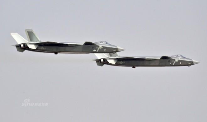 Trung Quốc có thể đã biên chế tiêm kích tàng hình J-20 - ảnh 5