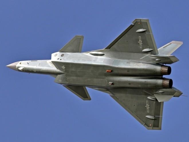 Trung Quốc có thể đã biên chế tiêm kích tàng hình J-20 - ảnh 6