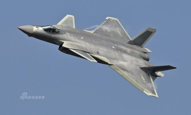 Trung Quốc có thể đã biên chế tiêm kích tàng hình J-20 - ảnh 7