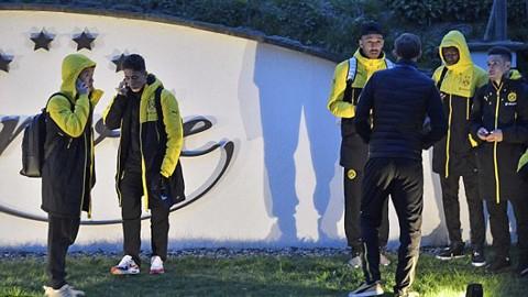 Ngôi sao Dortmund phải phẫu thuật sau vụ nổ bom xe buýt - ảnh 2