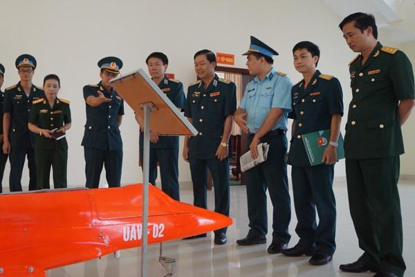 Trao Giải thưởng Sáng tạo trẻ Quân chủng Phòng không - Không quân - ảnh 3