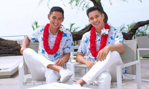 'Hot boy nổi loạn' Hồ Vĩnh Khoa làm đám cưới với bạn trai ở Mỹ - ảnh 2
