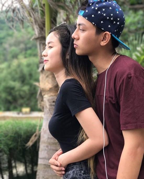 Bạn gái Hoài Lâm - ảnh 1